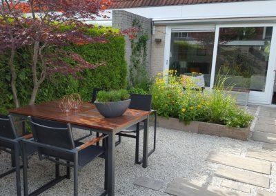 Kleine familietuin, Breukelen