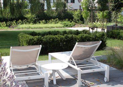 Villatuin met tuinkamer, Nieuwerkerk aan den IJssel